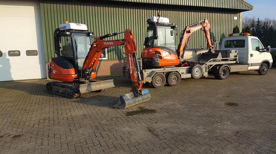 Midigravers 2,5 – 3,5 ton